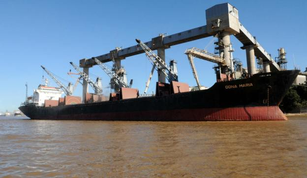 puerto exportaciones importaciones