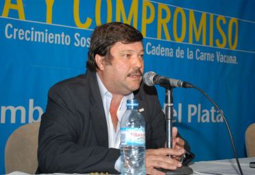 Dardo Chiesa, presidente de CRA. FOTO: Ipcva.