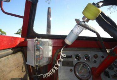 tractor a control remoto