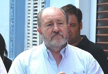Carlos Verna, gobernador de La Pampa.