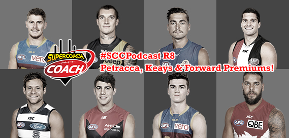 Petracca, Keays, Forward Premiums & More #SCCPodcast.2016-R8