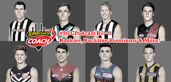 Rookies, Backline Premiums & More  #SCCPodcast.2016-R7