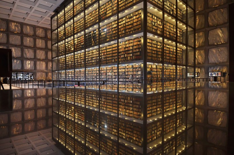 Beinecke Library, New Haven, CT