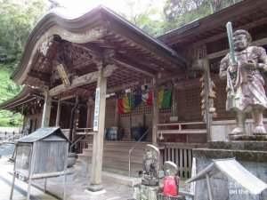青龍寺 本堂 斜め