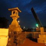 日本最古の堀り込み港「手結港」の夜景写真に挑戦!@高知県香南市夜須町