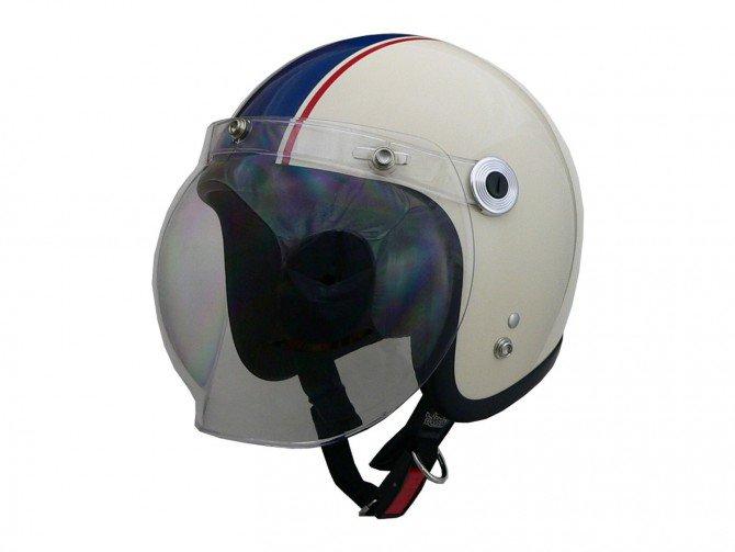 ヘルメットのシールド快適すぎ!16年間メットの風防を知らずに過ごしてきた僕がバブルシールド使った感想を語ります