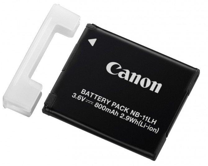 Canon バッテリーパック NB-11LH