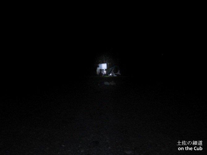 闇を照らす明かりの使い方