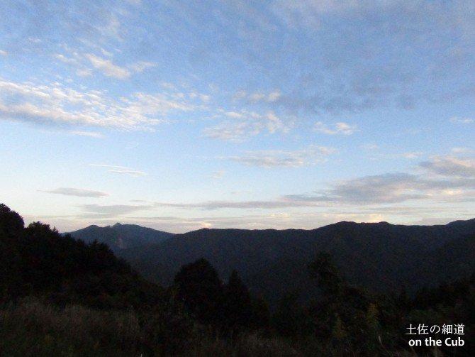 霊峰からの眺め