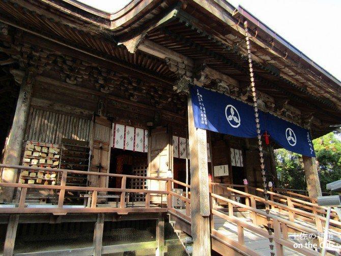 竹林寺は霊場ナンバーワンかもしれない