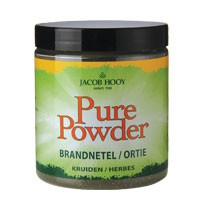 Jacob Hooy Pure Powder Brandnetel 110gr