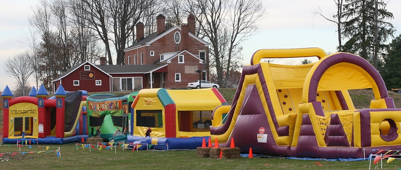 Inflatable Bouncer Rentals Fairfield County, CT