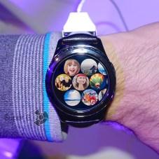 Галерея или просмотр картинок на Samsung Gear S2