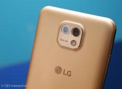 LG X cam - смартфон с двумя камерами
