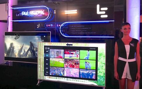 Телевизоры LeSuper TV