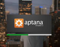 초보자를 위한 압타나 스튜디오 3 [Aptana studio 3]  설치 및 기본설정
