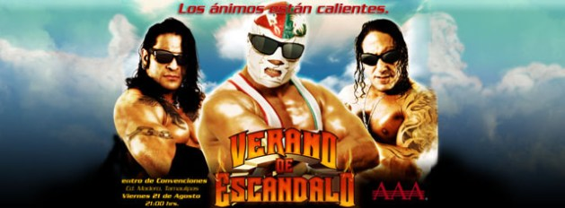 AAA - Verano de Escándalo 2009