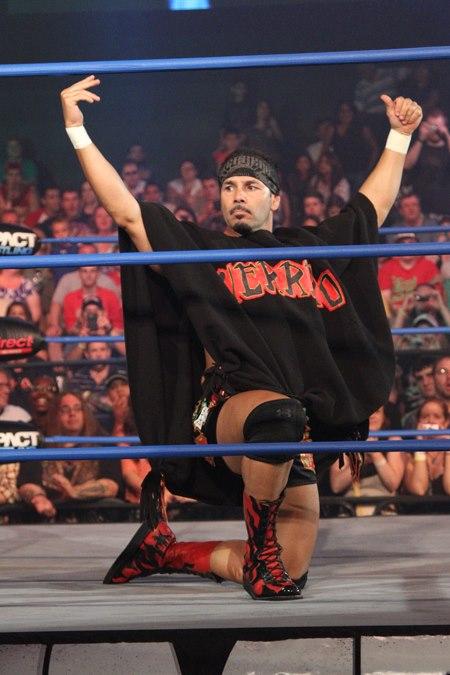 Chavo Guerrero en iMPACT Wrestling / Imagen cortesía de impactwrestling.com para Súper Luchas