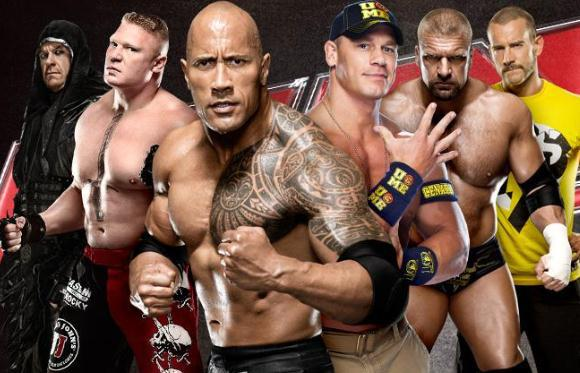 WWE RAW (1/4/13)