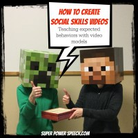 How to Create Social Skills Videos