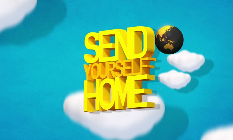 Western Union – Send Your Self Home
