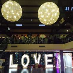 Love Sign Hire Sydney
