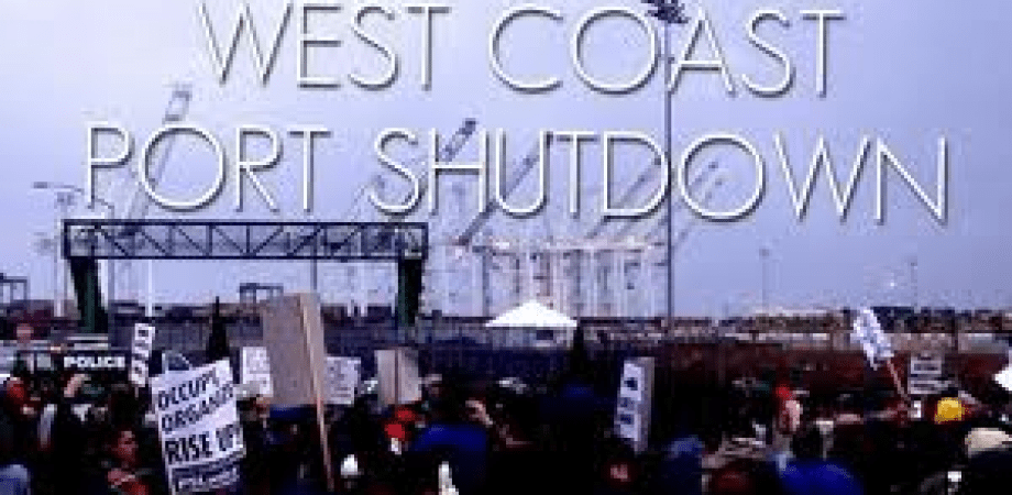 West Coast Port 2014 Contract Talks to Begin May 12th