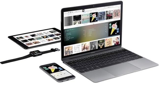 Apple Music Everywhere