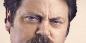 Nick Offerman (1970-...) - American actor