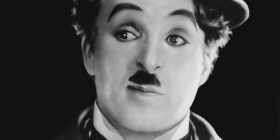 arlie Chaplin (1889-1977) - English comic actor