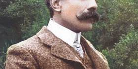Edward Elgar (1857-1934) - English composer