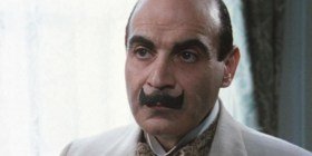 Hercules Poirot - Belgian inspector created by Agatha Christie