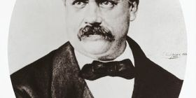 Louis Vuitton (1821 - 1892) - Founder of the Louis Vuitton brand
