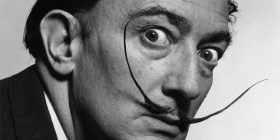 Salvador Dali (1904-1989) - Spanish surrealist painter