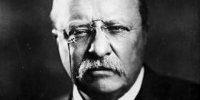 Theodore Roosevelt (1858-1919) - 26th President of the USA