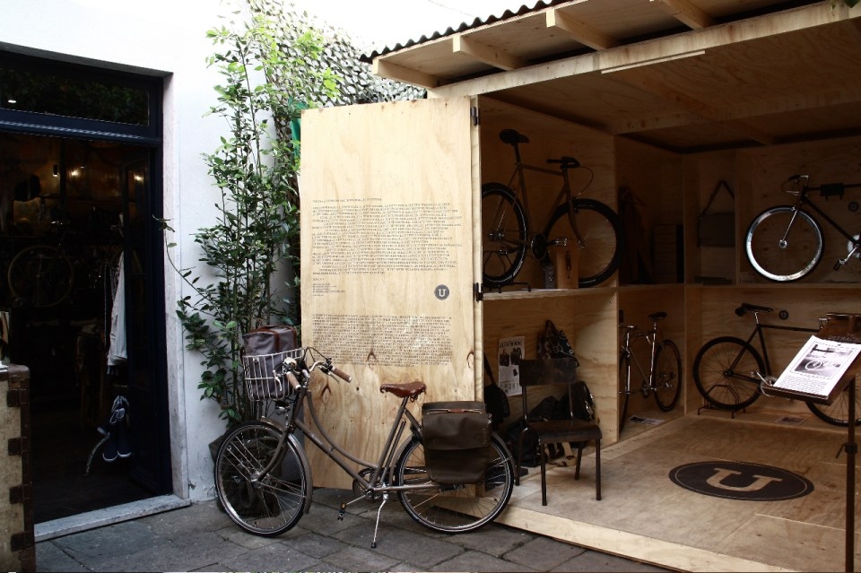 ultrabox / ultracicli : Pop-up Store