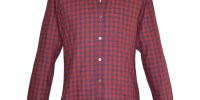 Supra-Quintessence - Red/Blue check shirt