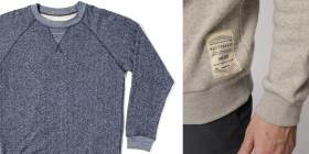 Muttonhead Raglan Sweater