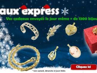 cadeaux express bijouterieonline