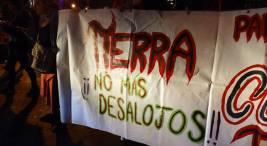 Bloqueo en San Pedro por solidaridad con campesinos del Sur3