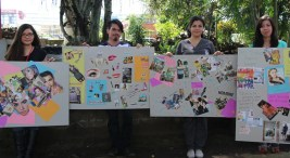 Adolescentes reflexionan sobre violencia contra las mujeres