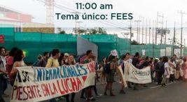 estudiantes FESS UNA