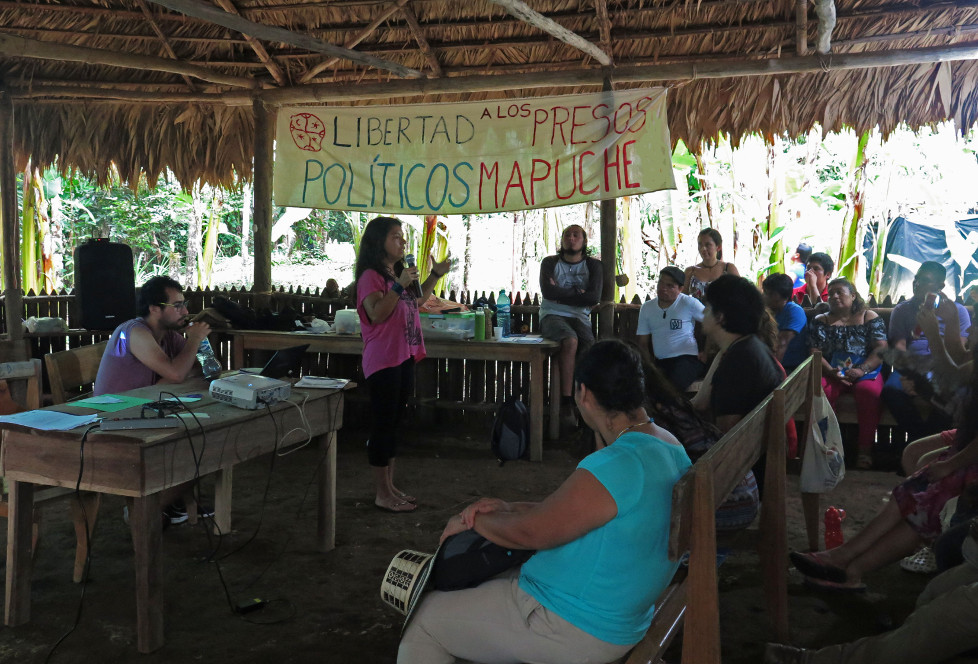 Comunidades originarias compartieron en Talamanca4