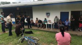 Comunidad de Valle la Estrella solicita mas vigilancia policial