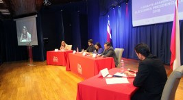Foro Academico Debate UNA Elecciones 2018