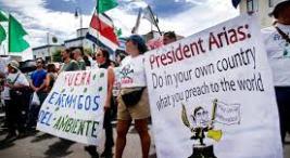 Crucitas Costa Rica anuncia que tribunal del CIADI pospondra su decision sobre jurisdiccion