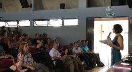 Campus Universitario de Perez Zeledon UNA comparte con candidata a Rectoria Adjunta