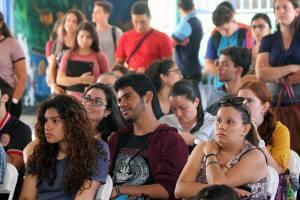 Conversatorio de la FEUNA con Carlos Alvarado6