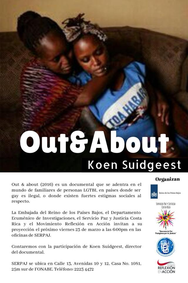 DEI Documental holandes Out and About expone la diversidad sexual