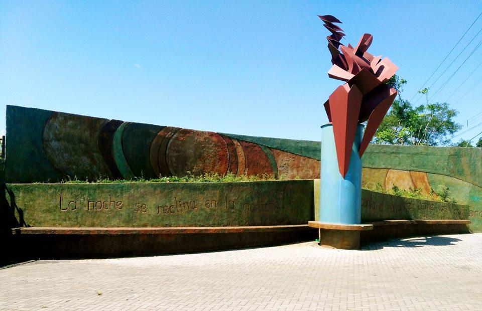 UCR Ramonenses celebran la poesía con murales por todo el canton2